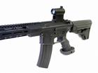 Element M4/M16AEG スナイパーターゲットグリップ (BK)[EL-OT-0809-BK]