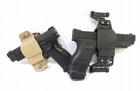 FMA MULTIシークレットホルスター/BeltClip (Glock/M&P/P226/1911等)