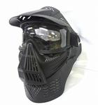 イーグル模型 STシューティングマスク・ライト(BK)CG クリアゴーグル付(アウトレット)