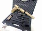 CyberGun FNX-45 Tactical ガスブローバックピストル/DXversionSP1