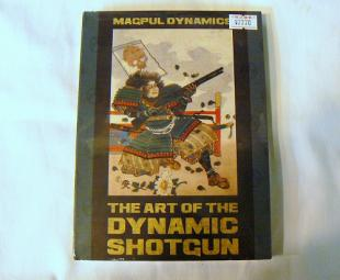 MAGPUL THE ART OF THE  DYNEMIC SHOTGUN DVD